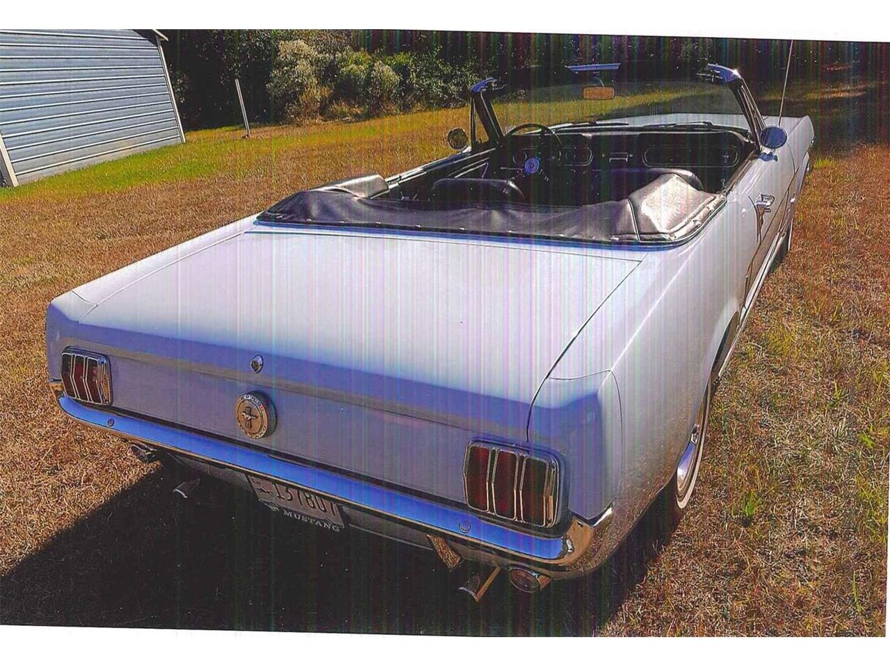Large Picture of '66 Mustang - NS7X