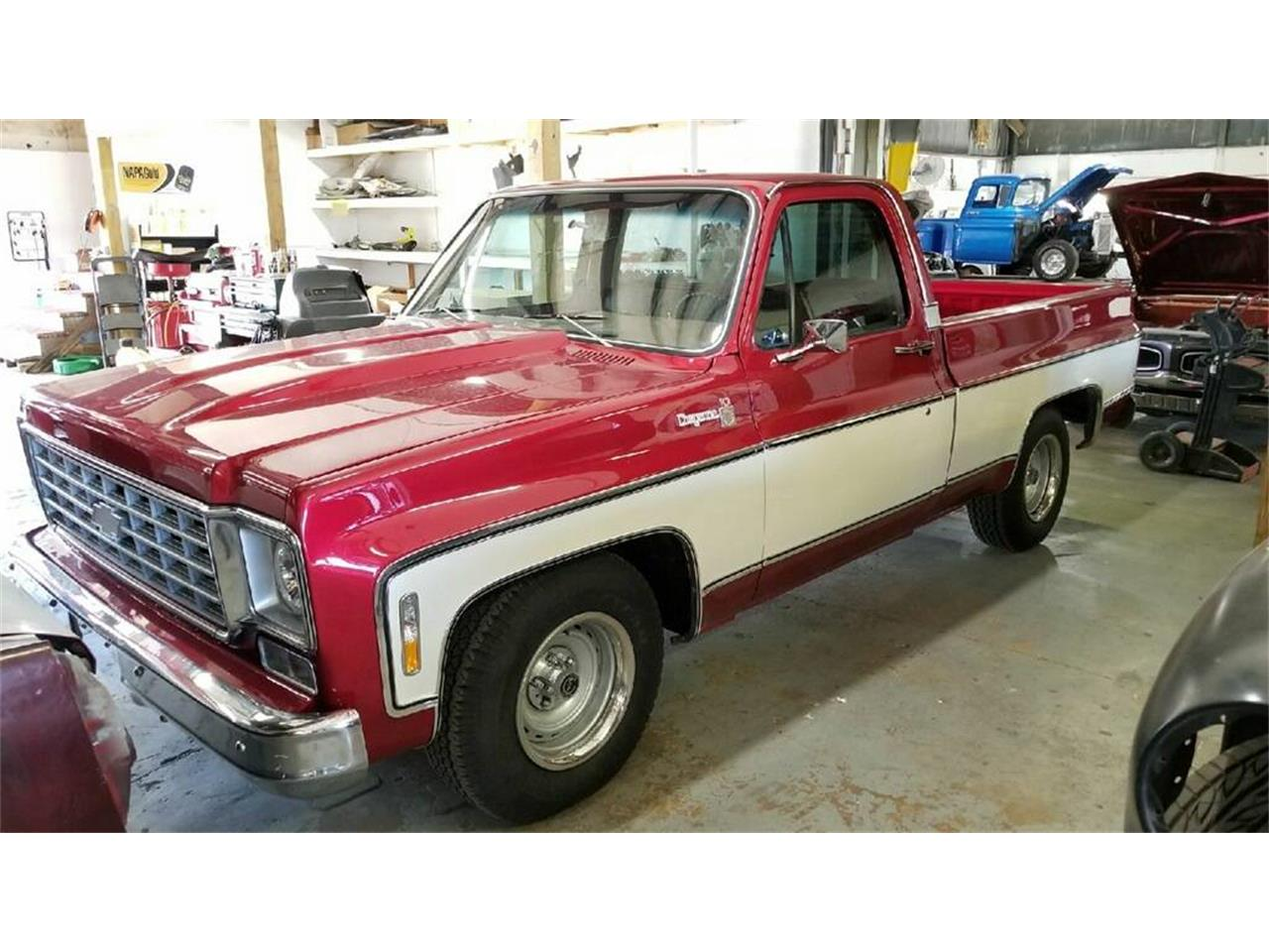 Picture of '77 C10 - NS81