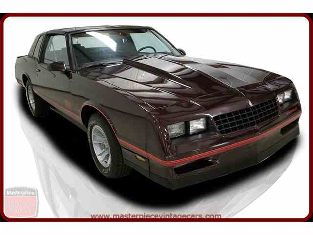Picture of '87 Monte Carlo SS - NS8H