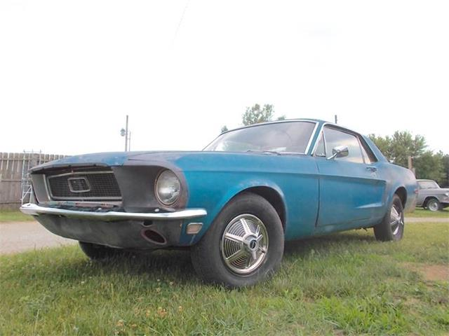 Picture of '68 Mustang - NLII