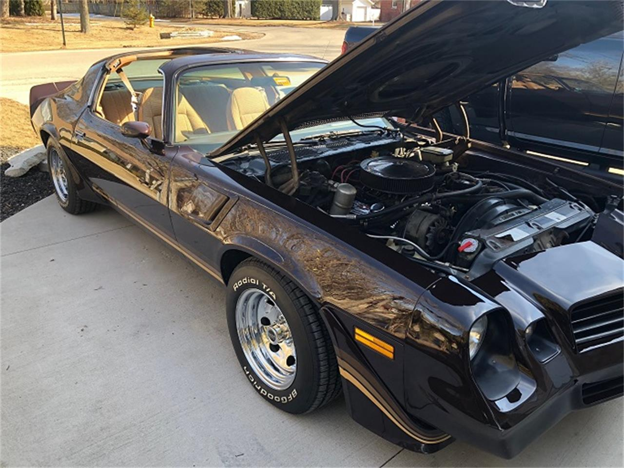 Large Picture of '81 Camaro Z28 - NS96