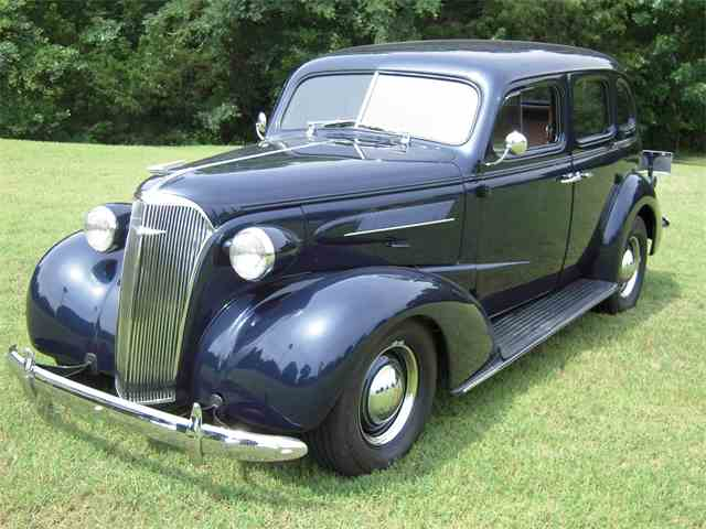 Picture of '37 Deluxe 4-Dr - NS99