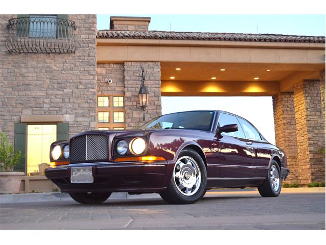 1995 Bentley Continental