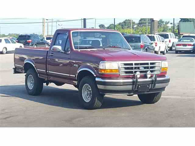 Picture of '93 F150 - NS9Z