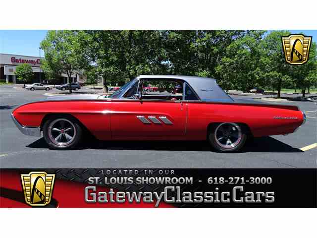 Picture of '63 Thunderbird - NSA1