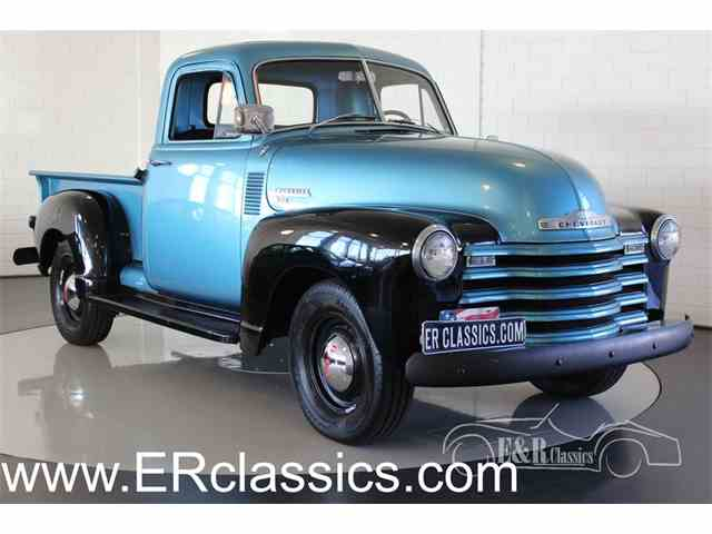 1953 Chevrolet 3100 for Sale on ClicCars.com
