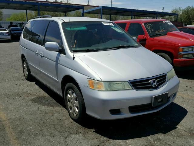 Picture of '02 Honda Odyssey located in Pahrump Nevada Offered by  - NSAZ