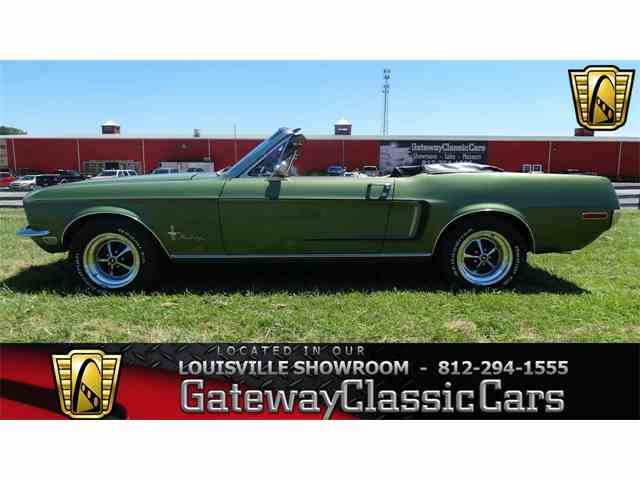 Picture of '68 Mustang - NSB2