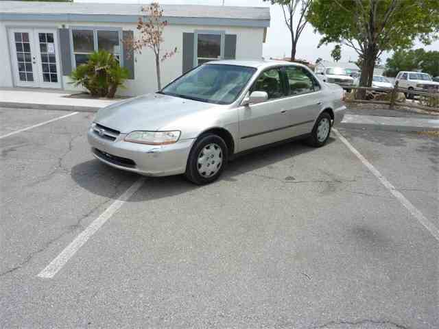 Picture of '99 Accord - NSB5