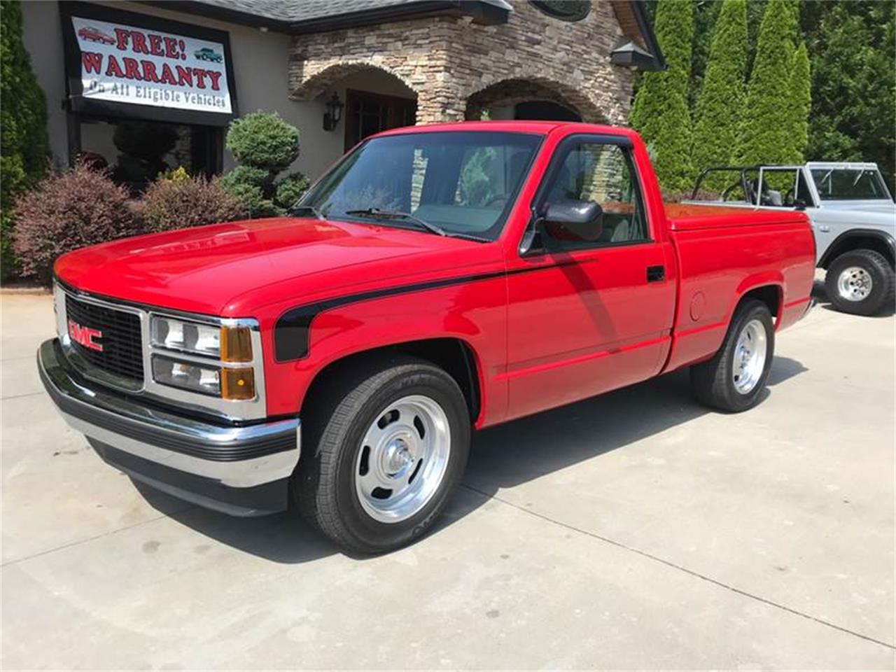 1989 Gmc Sierra For Sale