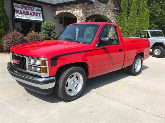 Picture of '89 GMC Sierra located in Taylorsville North Carolina Offered by  - NLIQ