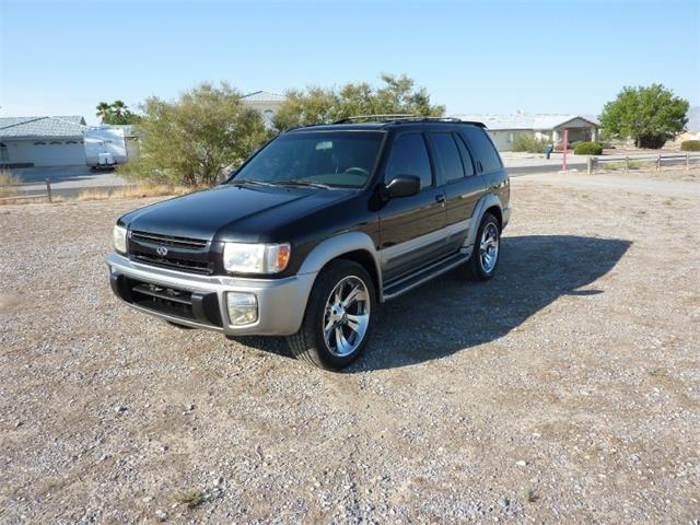 Picture of 1999 Infiniti QX4 located in Nevada - NSBG