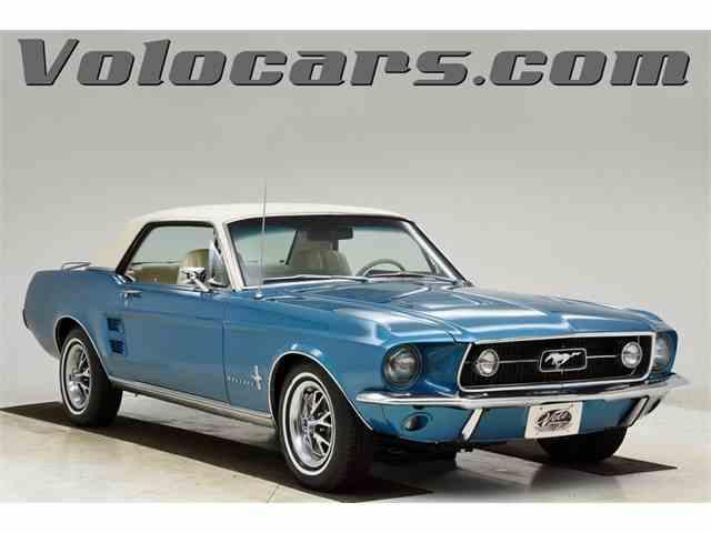 Picture of '67 Mustang - NLIR