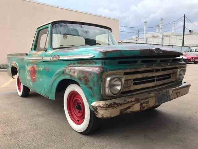 Picture of '63 F100 - NSBI