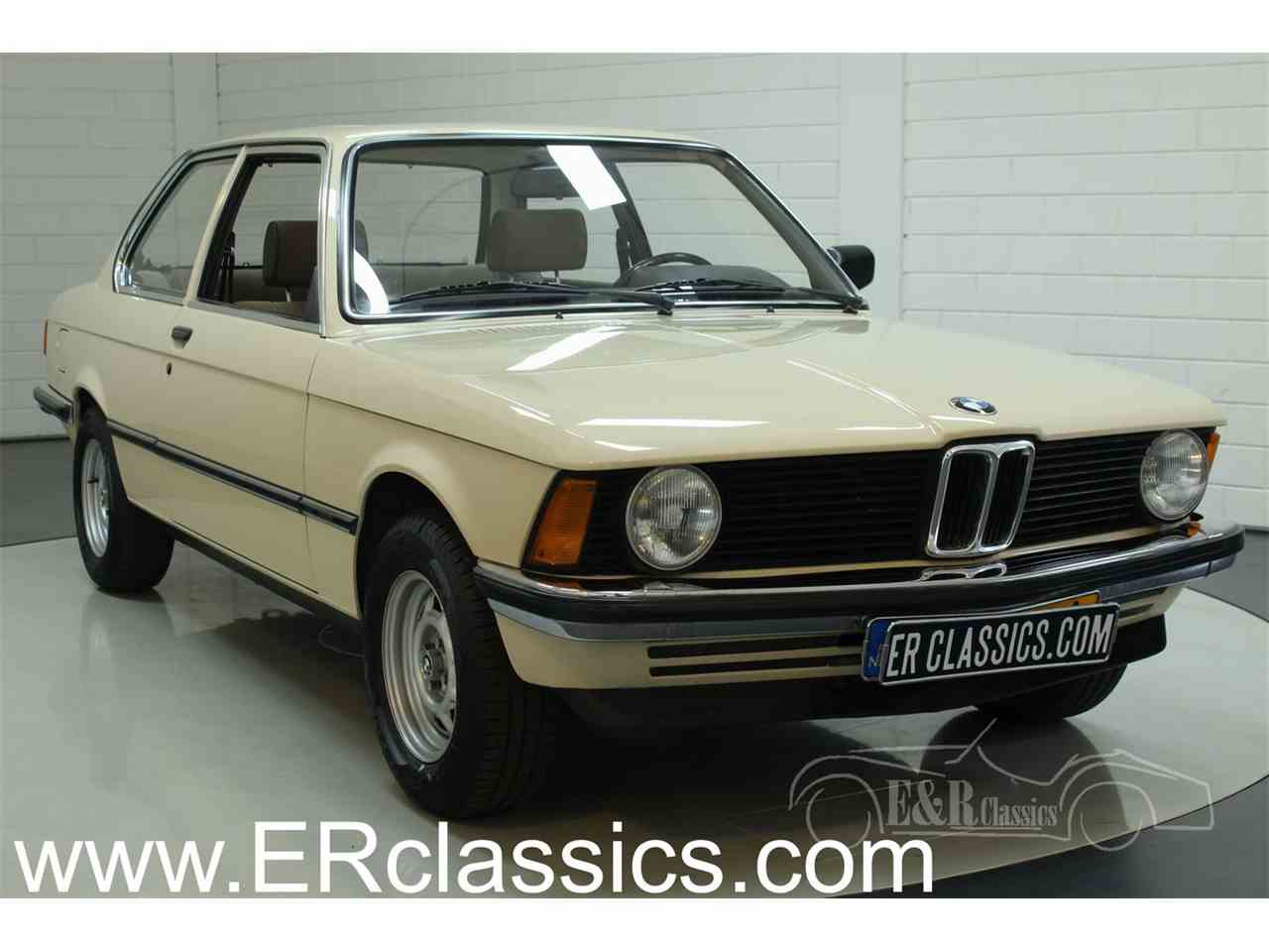 1982 BMW 3 Series for Sale | ClassicCars.com | CC-1109801