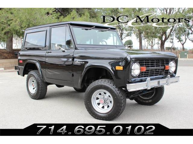 Picture of '73 Bronco - NSC3