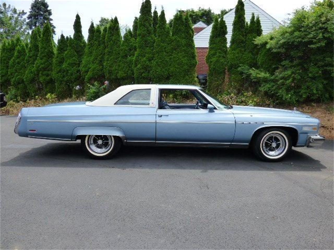 Large Picture of 1976 Buick Electra Auction Vehicle - NSC7
