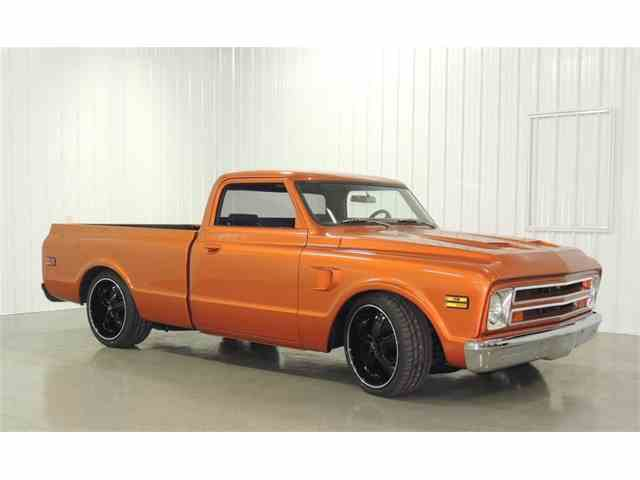 Picture of '68 C10 - NSCK