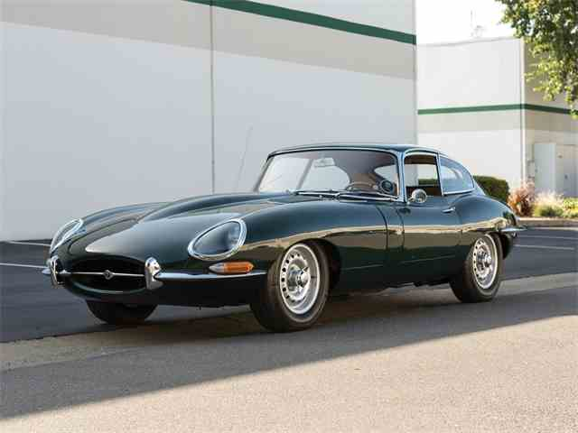 Picture of '64 E-Type Series 1 4.2-Litre Fixed Head Coupe - NSD0