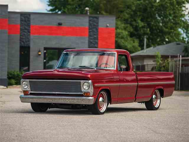 Picture of '67 F100 - NSDK