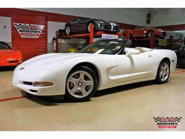 Picture of '99 Corvette - NSDM