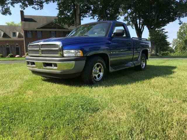 Picture of '96 Ram - NSDU