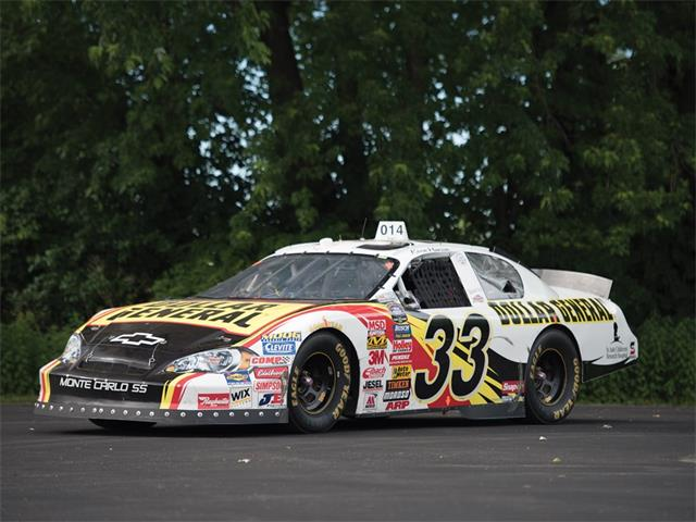 """Picture of '06 Monte Carlo SS NASCAR """"Kevin Harvick #33"""" - NSE0"""