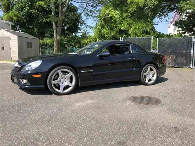 Picture of '09 SL550 - NSE4