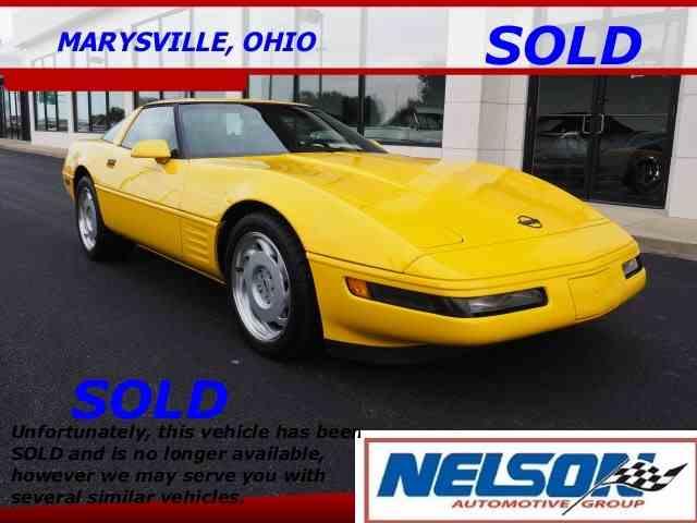Picture of '91 Corvette - NSE6