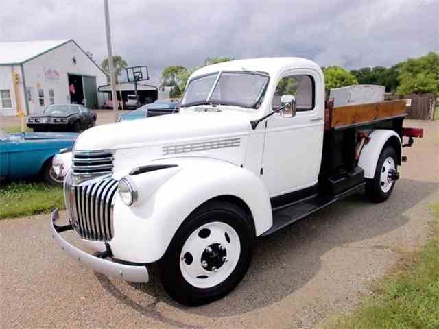 Picture of '41 1 Ton Pickup - NSEG