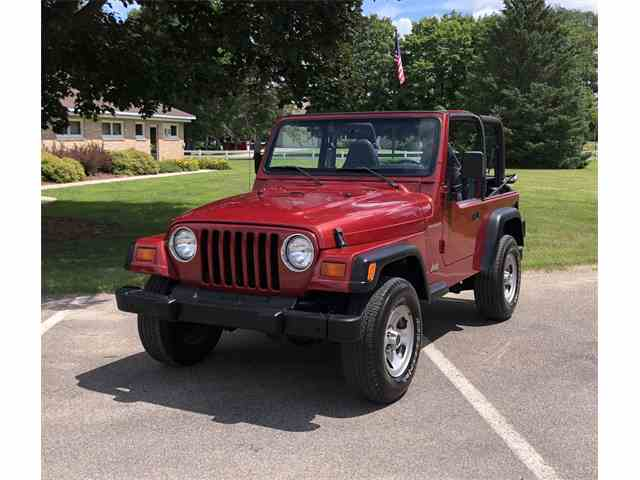 Picture of '99 Wrangler - NSEU