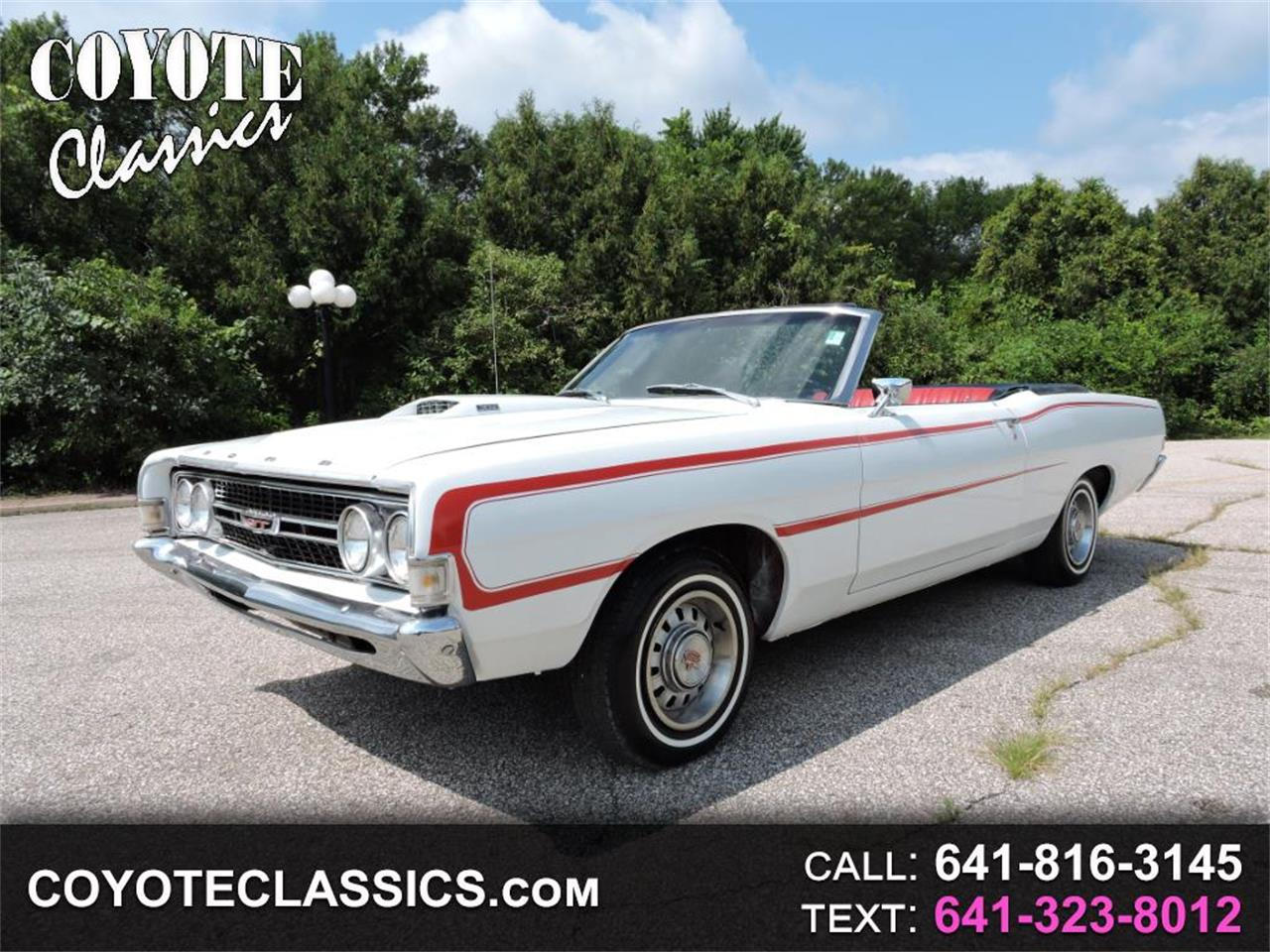 Picture of '68 Fairlane - NSF5