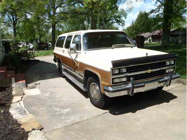 Picture of '91 Suburban - NSFC