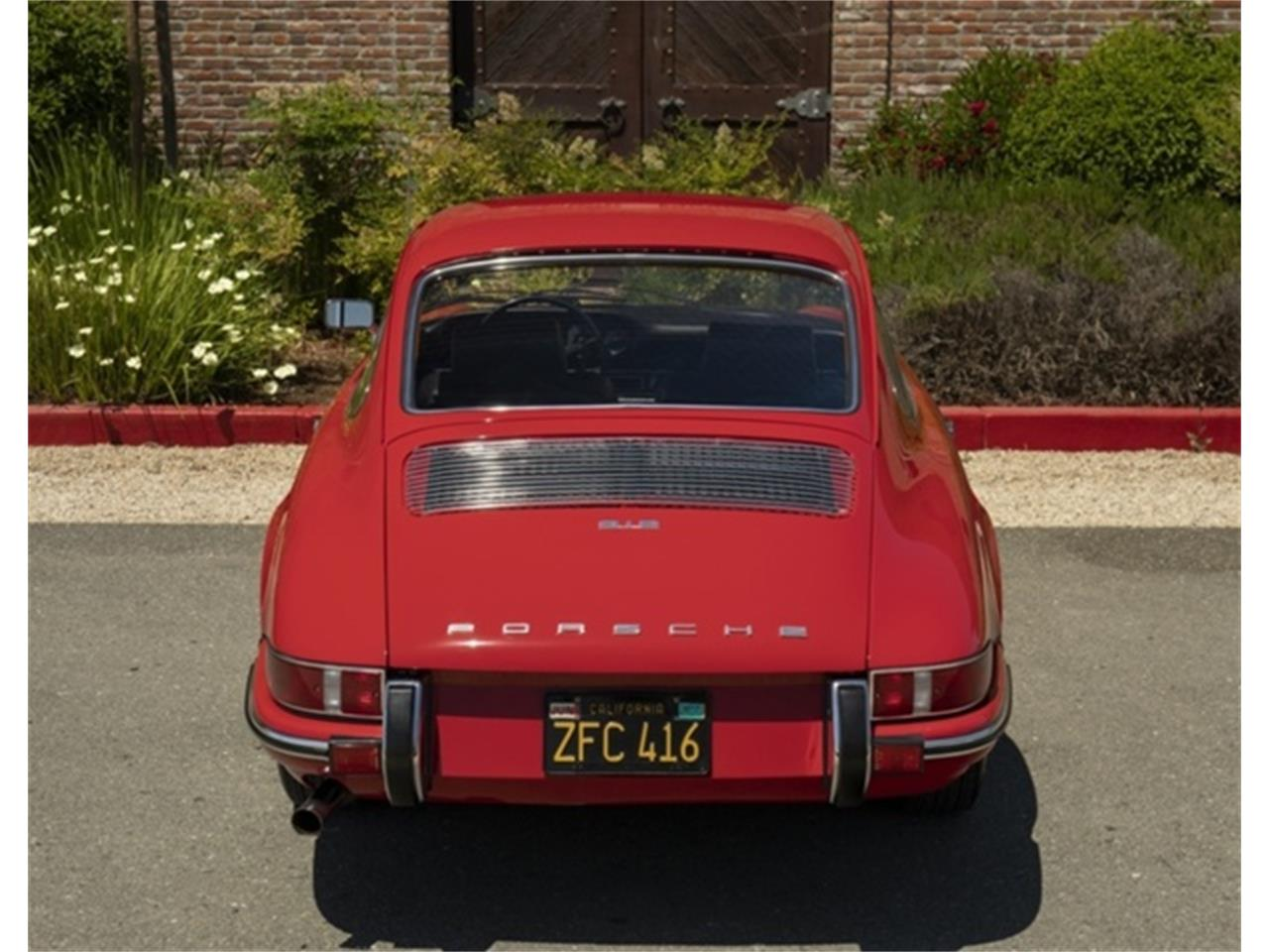 Large Picture of '69 912 - NSFD