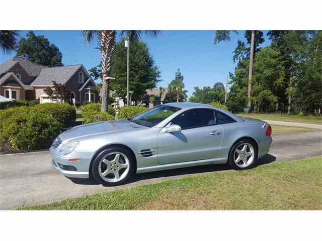 Picture of '03 SL500 - NSFI