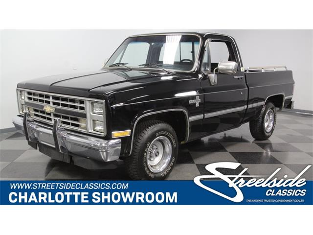 Picture of '86 Chevrolet C10 located in North Carolina Offered by  - NSG5