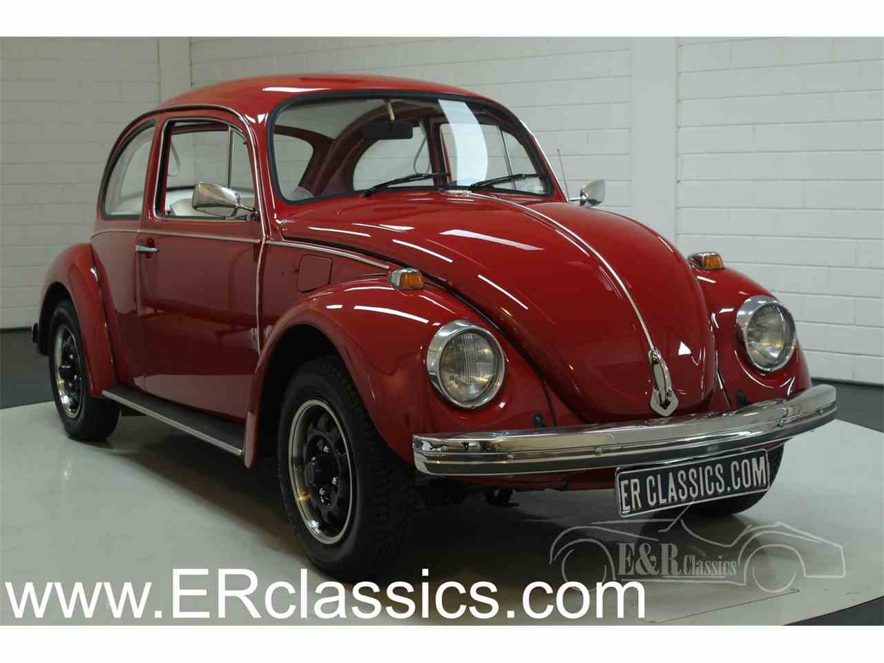 Large Picture of '74 Beetle - NSGA