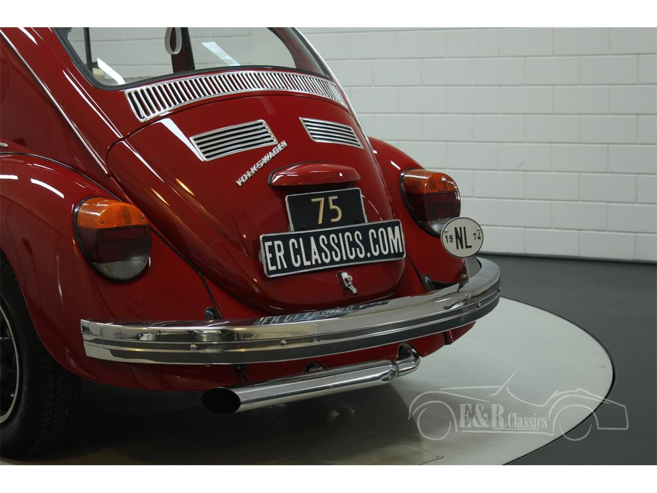 Large Picture of 1974 Beetle located in Noord-Brabant Offered by E & R Classics - NSGA