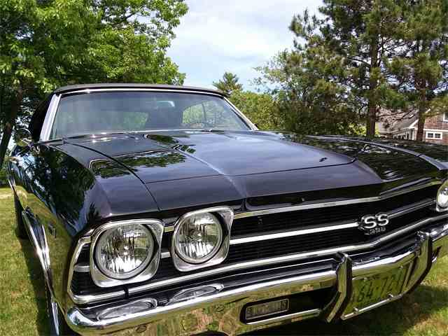 Picture of '69 Chevelle SS - NSGB
