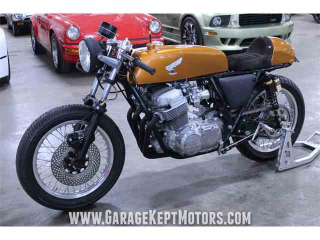 Picture of '76 Motorcycle - NLJA
