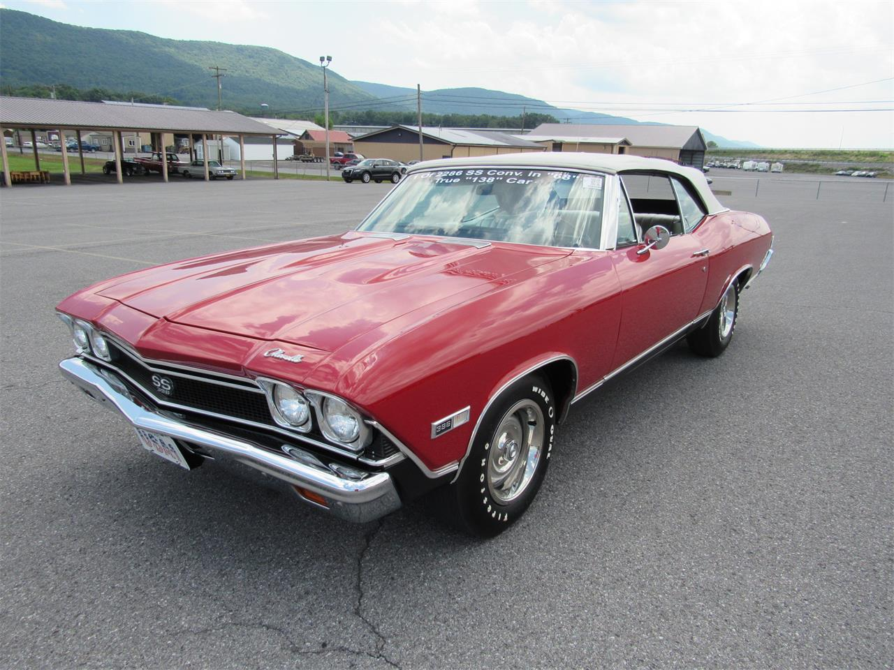 Large Picture of '68 Chevelle SS - NSH9