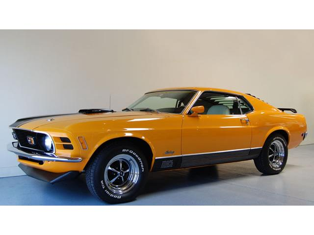 Picture of '70 Mustang - NSHC