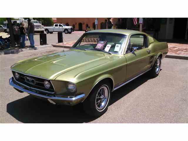 Picture of '67 Mustang GT - NSHD