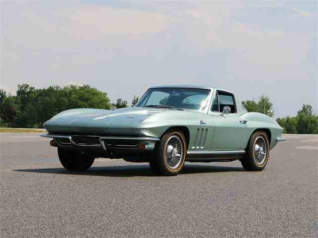 Picture of '66 Corvette Sting Ray Coupe - NT9N