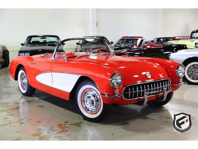 Picture of '57 Corvette - NT9P