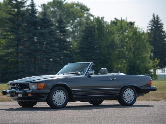 Picture of '88 560SL - NT9R