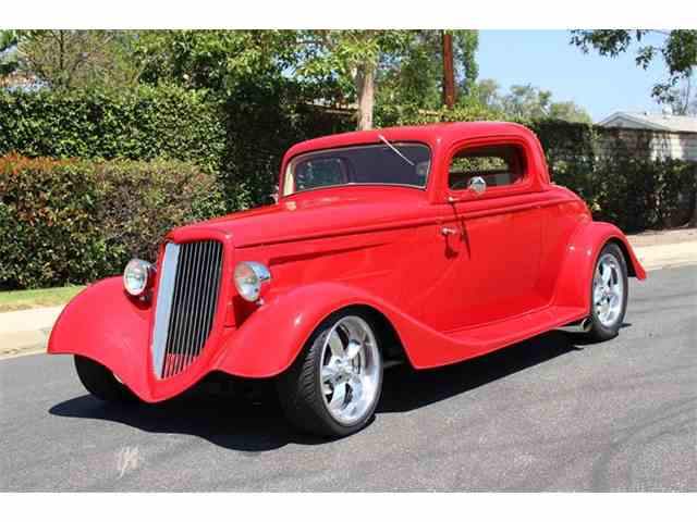 Picture of '34 3-Window Coupe - NT9W