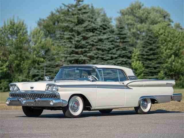 Picture of '59 Galaxie Skyliner - NTA4