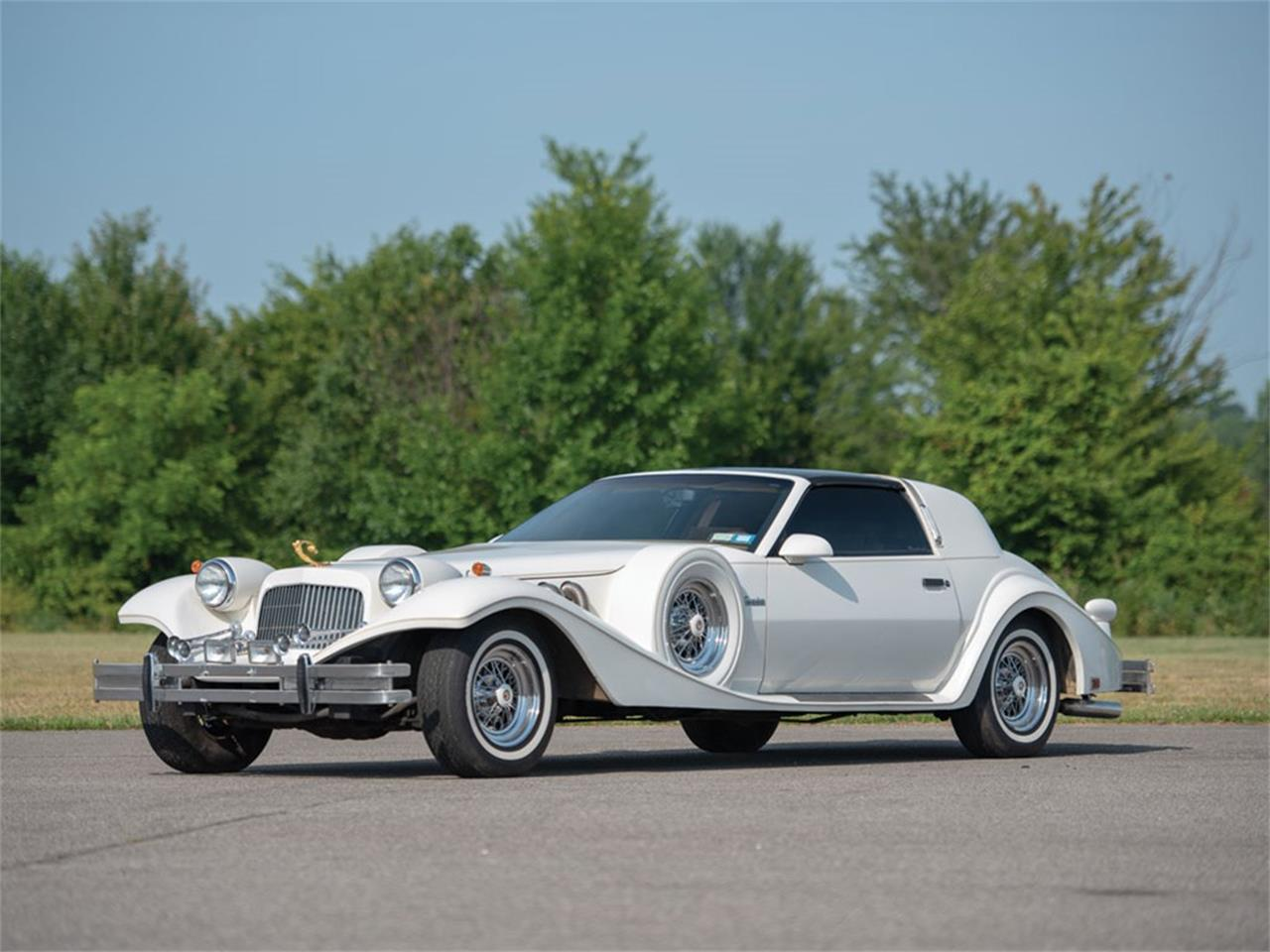 Classic Car Insurance Companies: 1986 Johnson Motor Company Phantom For Sale