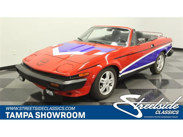 Picture of '79 TR7 - NTAL